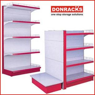 Retail display racks manufacturer